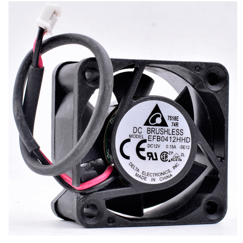 Brand new original EFB0412HHD 4cm 4020 12V 0.15A North and South Bridge Switch Power Cooling Fan