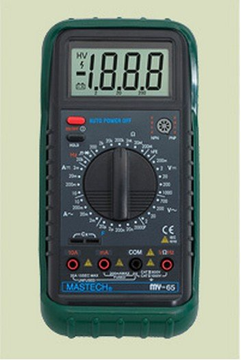 MY65 3 1/2 Digital Multimeter Electrical Meter New