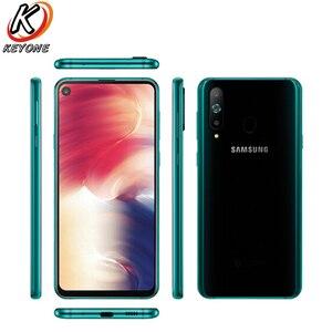 "Image 5 - Brand New Samsung Galaxy A8s SM G8870 4GLTE Mobile Phone 6.4"" 6GB RAM 128GB ROM Octa Core Snapdragon 710 Four Camera NFC Phone"
