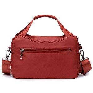 Image 5 - Fouvor ファッション女性バッグ女性のハンドバッグショルダーの女性のメッセンジャーバッグ高級デザイナークロスボディバッグ女性のためのトートバッグ