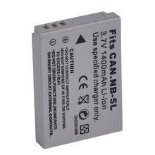 2×3.7 В 1100 мАч Замена NB-5L Батарея пакет для Canon Powershot S100, S110, SX230 HS, SX210 является