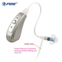 Ric Hearing Ear Digital Programmable Hearing Aid with 8 Channel MY 20 Low Cost Sale free shipping