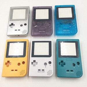 Image 2 - Пластиковый корпус Чехол запасная часть для Nintendo Gameboy Pocket GBP