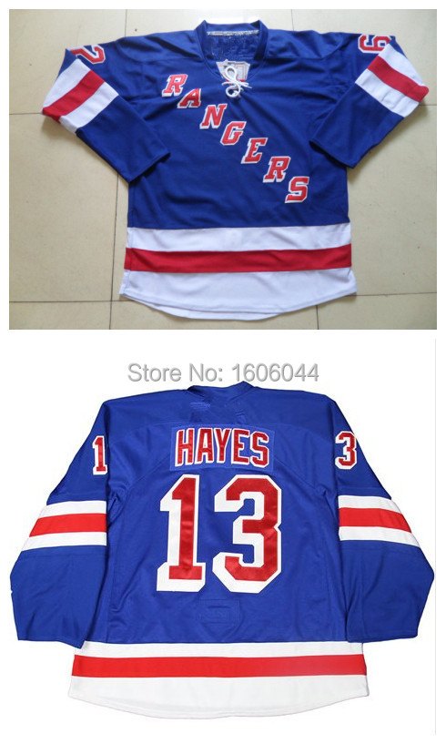 huge selection of 8a6fe 037f0 13 Kevin Hayes Jersey BEST Quality New York Rangers Jersey ...