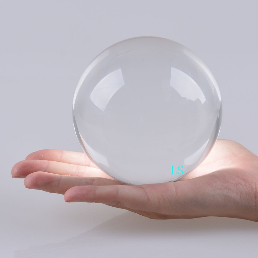Aliexpress buy cm clear crystal ball wedding