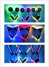 Hot Sale lovelive awakening Cos Prop Nozomi Tojo Kotori all members Illuminate LED Headset