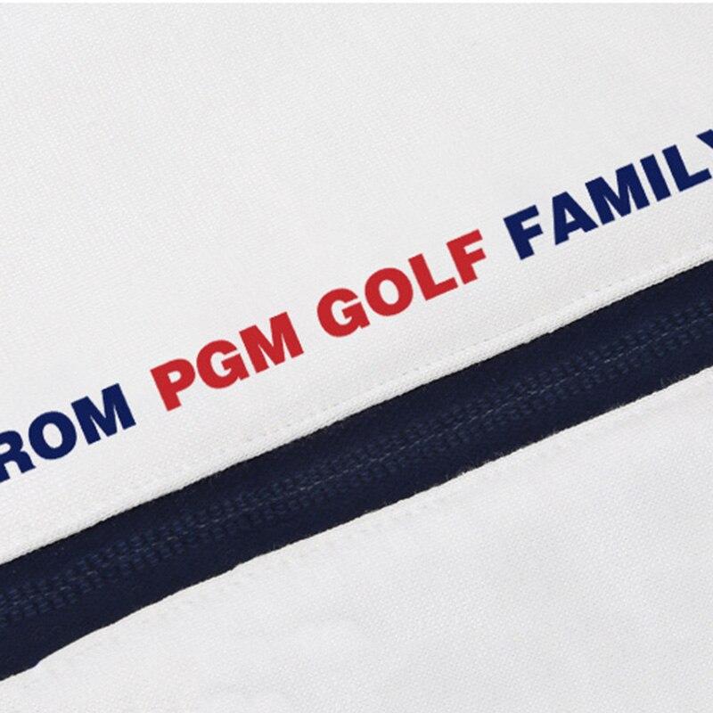 2019 nouveau PGM Golf vêtements coupe-vent hommes gilet veste de Golf automne hiver garder au chaud sans manches Zipper gilet Golf vêtements - 4