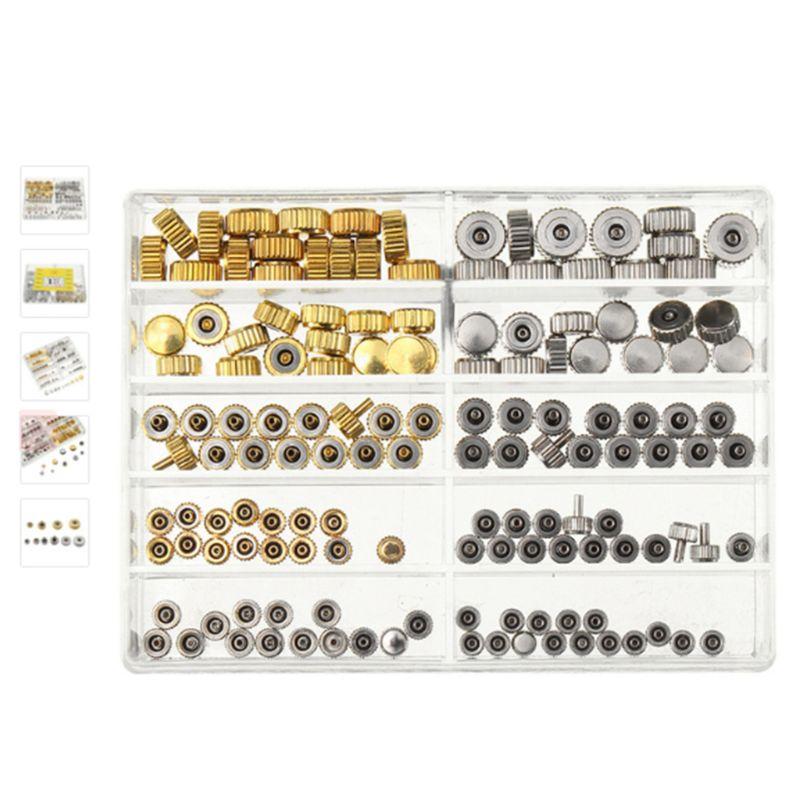 1 Set Assista Repair Tool Relojoeiro Multi Tamanhos do Anel À Prova D' Água Kit O Anel Coroa Tubo Mini Selado Junta de Borracha Acessórios n11_A
