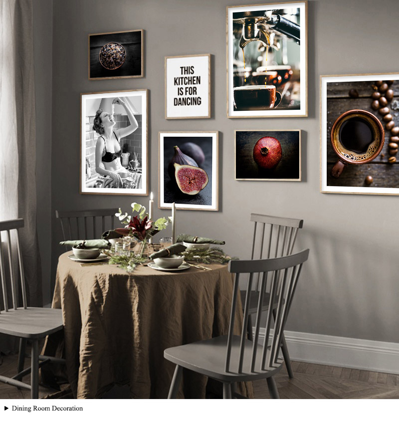 COFFEE CANVAS PRINT PICTURE WALL ART HOME DECOR FREE FAST UK DELIVERY