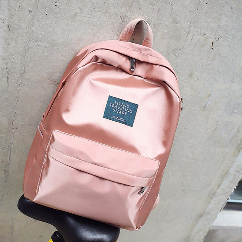 Fashion Casual Women Backpack Soft Fabric Backpacks Girls School Bags Nylon Travel Backpack Female Backpack Mochila With Gift