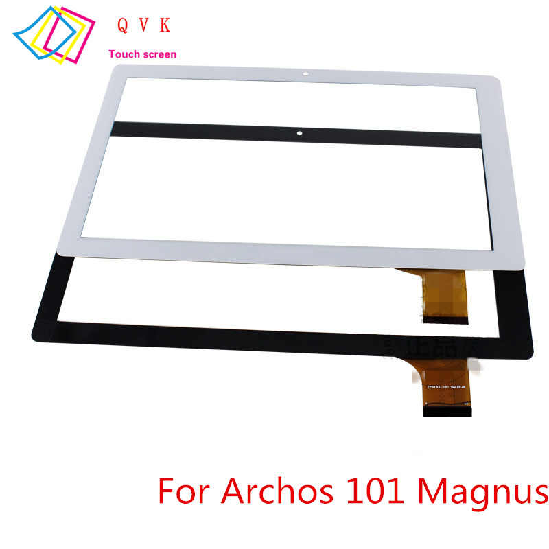 أسود ل Archos 94 101 MAGNUS زائد بالسعة لوحة شاشة لمس إصلاح استبدال قطع الغيار