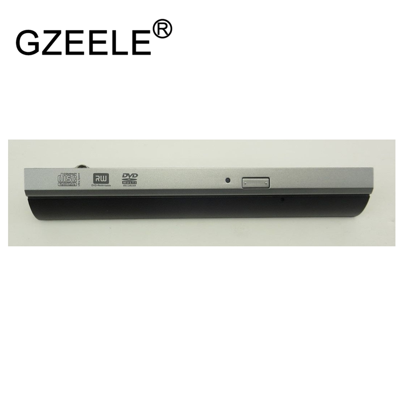 GZEELE NEW for Dell Latitude E5420 <font><b>E5520</b></font> Optical Drive Faceplate Bezel DVD-RW 6XCR6 image