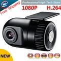 Free Shipping!1920*1080P W168 HD Smallest Car Camera 140 high definition wide-angle lens 12V Car DVR Cam recorder G-sensor