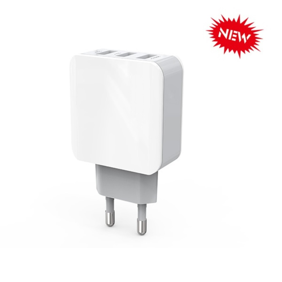 USB Charger Quick Charge 3 Ports for iPhone X 8 7 iPad Fast Wall Charger for Samsung S9 Xi