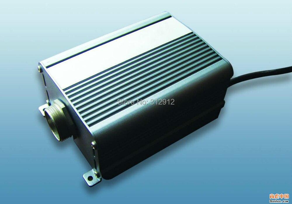 RGB 9W DMX LED optical fiber engine,wth remote,AC90-260V input плащ grafinia grafinia mp002xw1f7tm