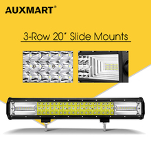 Auxmart 20 Tri-Row Led Chips   online