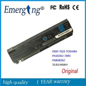 10.8 V 48Wh nowy oryginalny Laptop bateria do toshiby L800 M805 L850 PA5026U 1BRS PA5027U-1BRS PA5027U1BRS PA5027