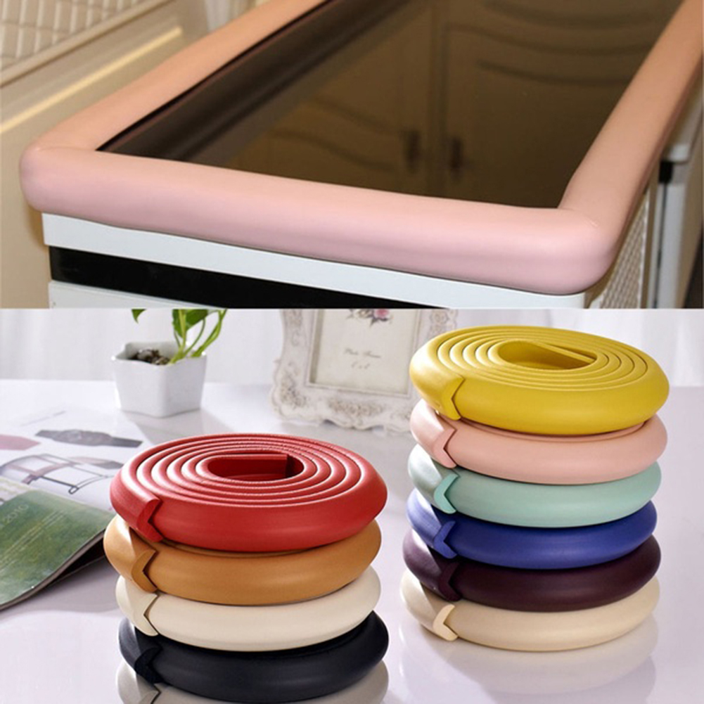 New Arrival Hot Child Protection Corner Protector Baby Safety Guards Edge & Corner Guards Solid Angle Form Single Loaded