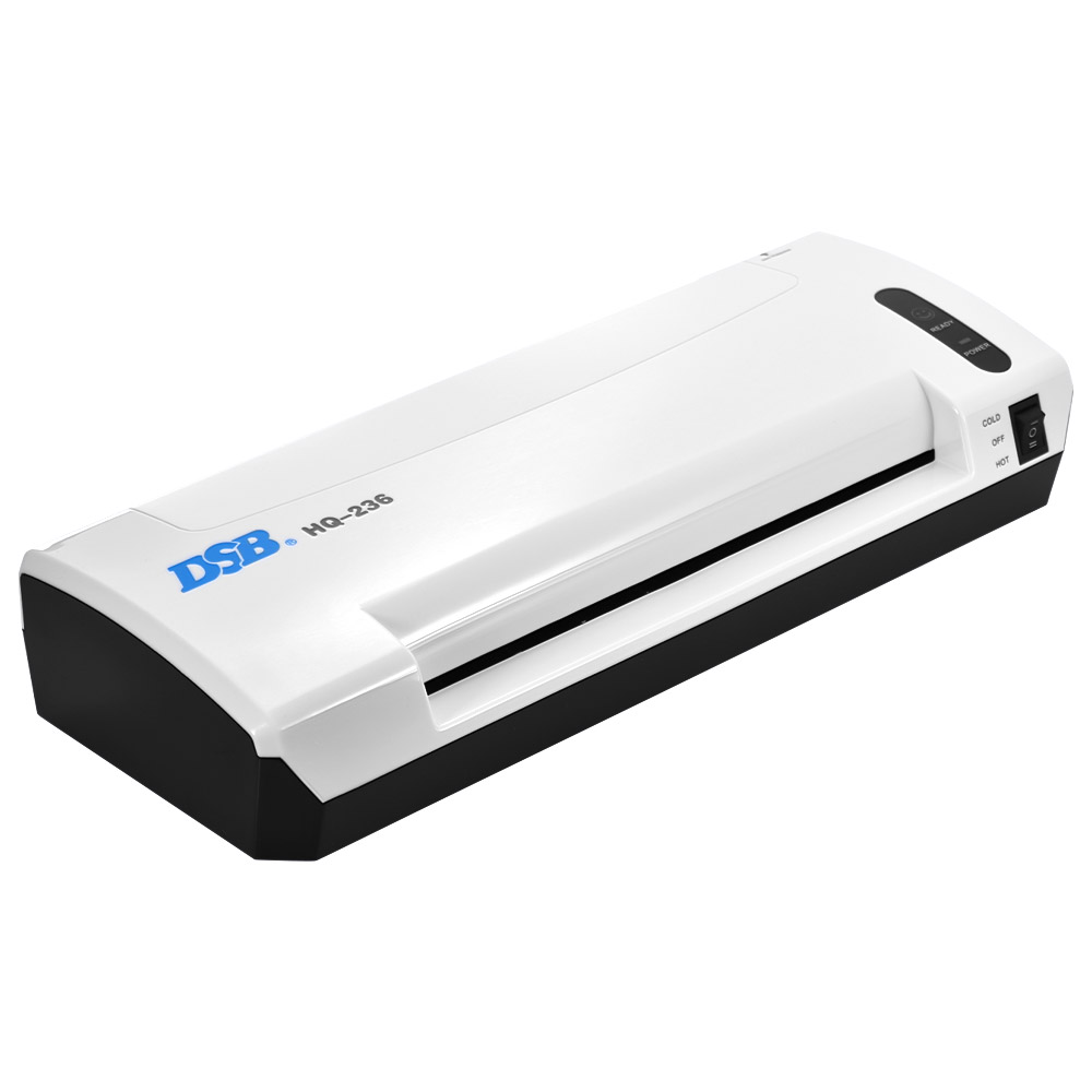 Laminating Machine With Non Slip Rubber For Precious Photo And Important File