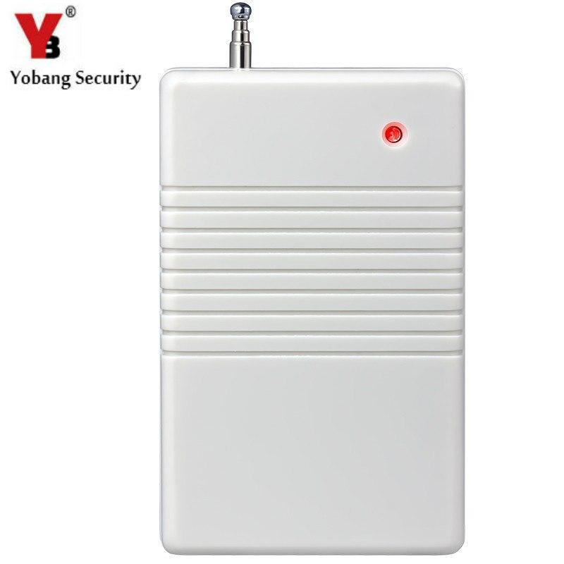 imágenes para YobangSecurity fuerte señal de 433 mhz repetidor de señal Inalámbrica Para sistema de alarma G90B