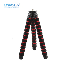 Big sale SANGER Multifunctional Sponge Mini tripode para movil S/M/L Octopus SLR Camera Tripod for Phone Xiaomi Yi GoPro Hero 5 4 SJ4000