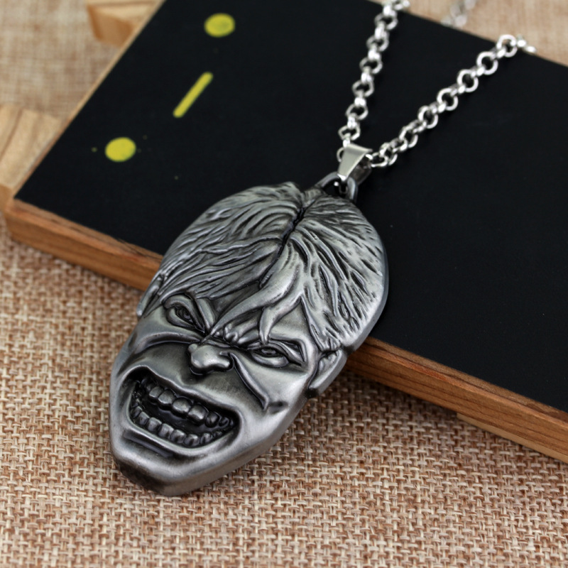 Movie Avengers Fashion Jewelry Vintage Charm Superhero Hulk Avengers Hulk Necklace Pendant Men 39 s Jewelry High Quality Pendant in Pendants from Jewelry amp Accessories