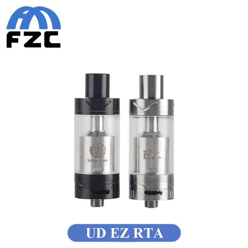 Original UD EZ RTA Atomizer Youde RTA 4ml Tank Top filling EZ RTA Atomizer font b
