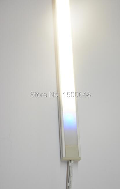 5pcs/ot 45cm length LED DIMMING TOUCH Bar light with 12V 1A Adaptor