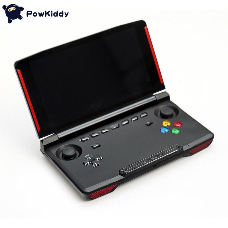 Unterhaltungselektronik Powkiddy 5,5 Zoll Touch Screen Andriod Handheld Game Player Video Handheld Spielkonsole Unterstützung Pc/monile/simulator Spiele