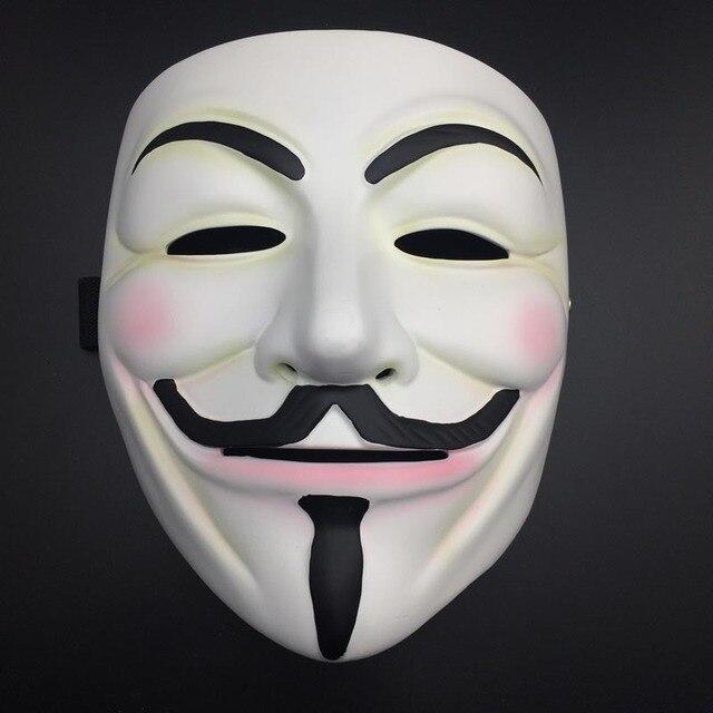 Halloween Weihnachten maske V Wie Vendetta Anonym Film Guy Fawkes ...
