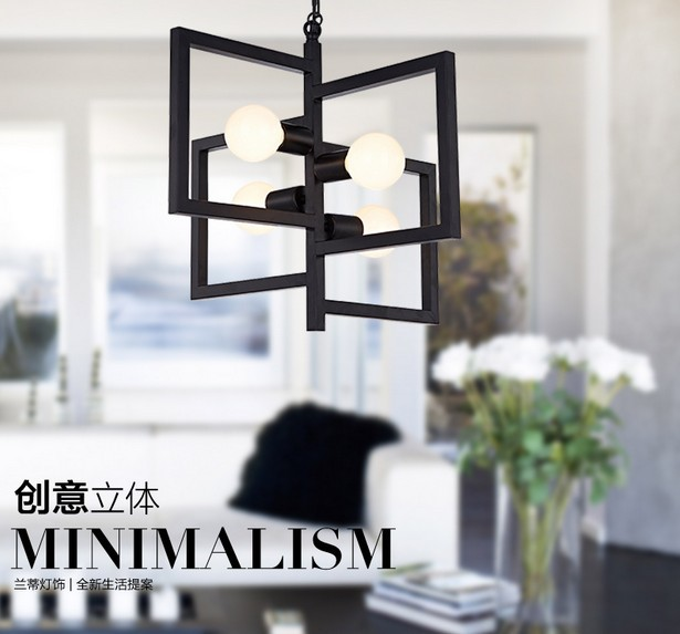 sitting room droplight contracted and contemporary bedroom study solid geometry droplight dining-room art chandeliersitting room droplight contracted and contemporary bedroom study solid geometry droplight dining-room art chandelier
