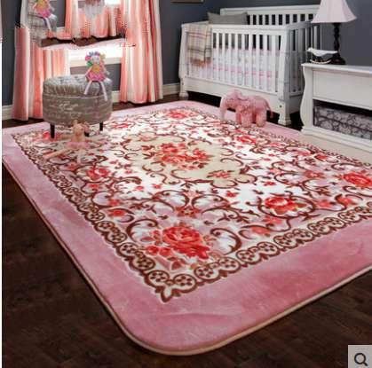 Luxury Jacquard Parlor Carpet Various Sizes Rugs Large Corridor ...