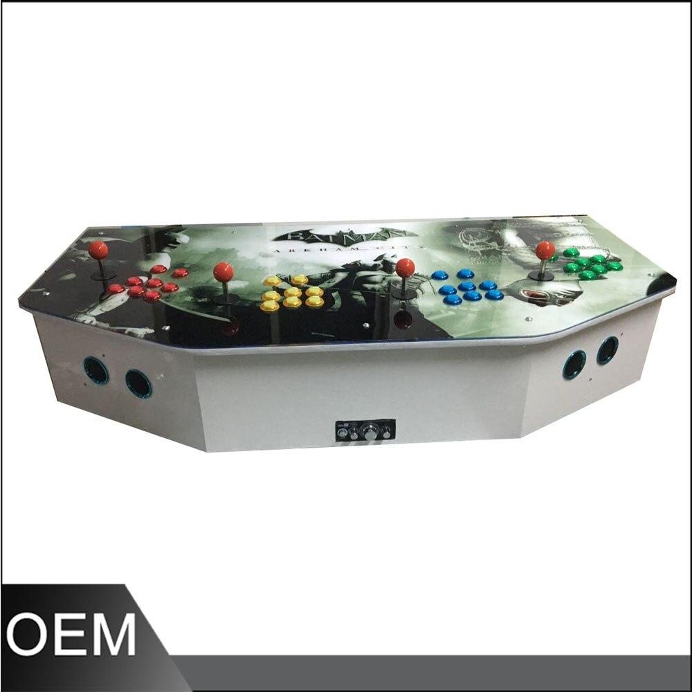 4 Player HDMI console Raspberry pie3 arcade machine 4 player hdmi console raspberry pie3 arcade machine