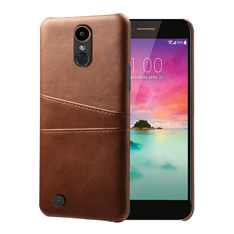 149acbdbf5a Leather Card Holder Phone Case For LG G4 Beat Note Stylus G4mini G4S G5 G6  G7 thinQ G710 G8 K10 2017 Power K4 K5 K7 K8 2018 LV5