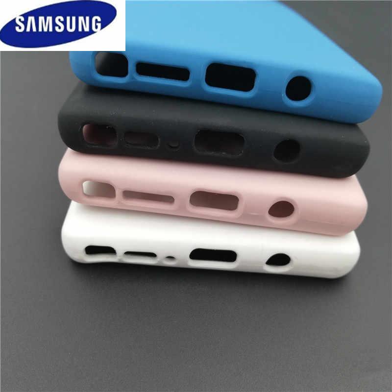 Оригинальный samsung Galaxy Note 8 Мягкий силиконовый чехол шелковистый сенсорный 4 кадра полный защитный Жидкий чехол для Galaxy Note8 6,3''