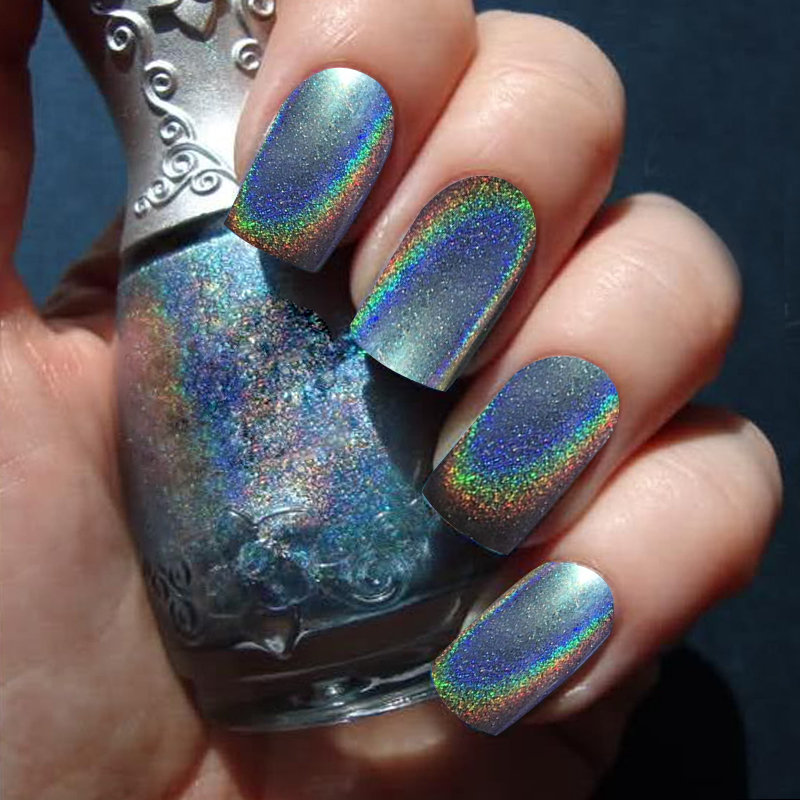 Hot! 10g Colorful Laser Mirror Powder Mermaid Rainbow Gradient Powder Dust Glitter Chrome Pigment Nail Sequins Nail Art Tools hot 5g colorful laser mirror powder mermaid rainbow gradient powder dust glitter chrome pigment nail sequins nail art tools