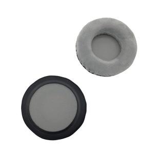 Image 5 - IMTTSTR 1 Pair of Velvet leather Ear Pads earpads earmuff Replacement for Samson SR850 SR 850 Headphones