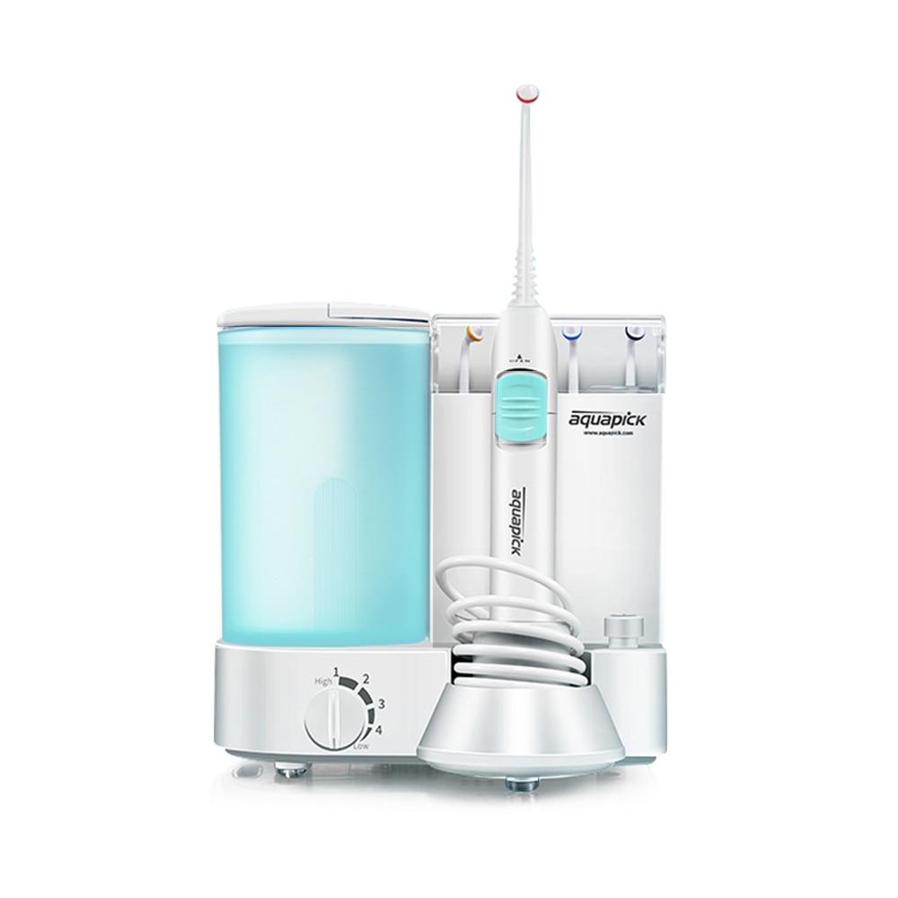 Aquapick CN120 500ml Household Electric Dental Flosser Oral Irrigation Teeth Cleaner Power Floss Dental Water Flosser Jet