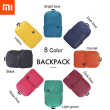 New Original Xiaomi Backpack 10L Bag Urban Leisure Sports Chest Pack Bags Light Weight Small Size Shoulder Unisex Rucksack