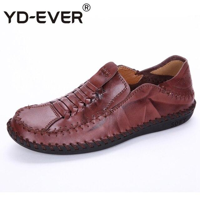 Nouvelle arrivée Mocassins Hommes d'affaires Oxford Chaussures Chaussures de conduite en cuir Chaussures de mode FYoz2xKO