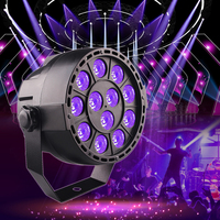 36W UV Led Stage Lighting Ultraviolet Led Spotligh Lamp For Stage KTV Party Pub Club Disco