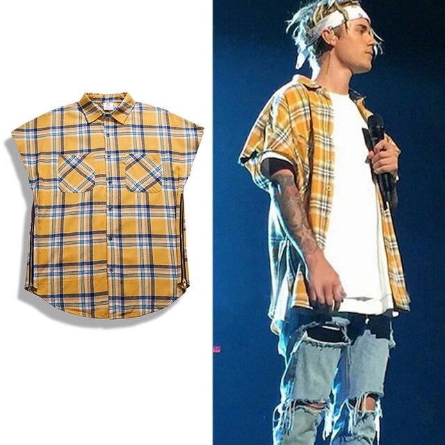 Aliexpress.com : Buy 2017 New Hip Hop fashion Shirt Mens Hiphop ...
