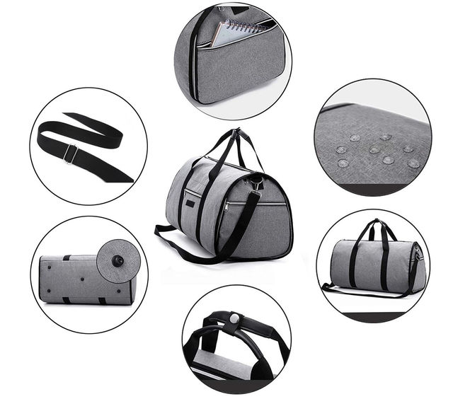 Waterproof Travel Shoulder Bags