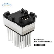 64116920365 моторный резистор нагреватель переменного тока вентилятора для BMW E39 E53 E83 E46 E36 325 328 64116931680 64118380580 64116929540