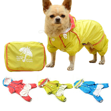 Easy Fit Waterproof Jumpsuits For Chihuahua's and Small Dogs