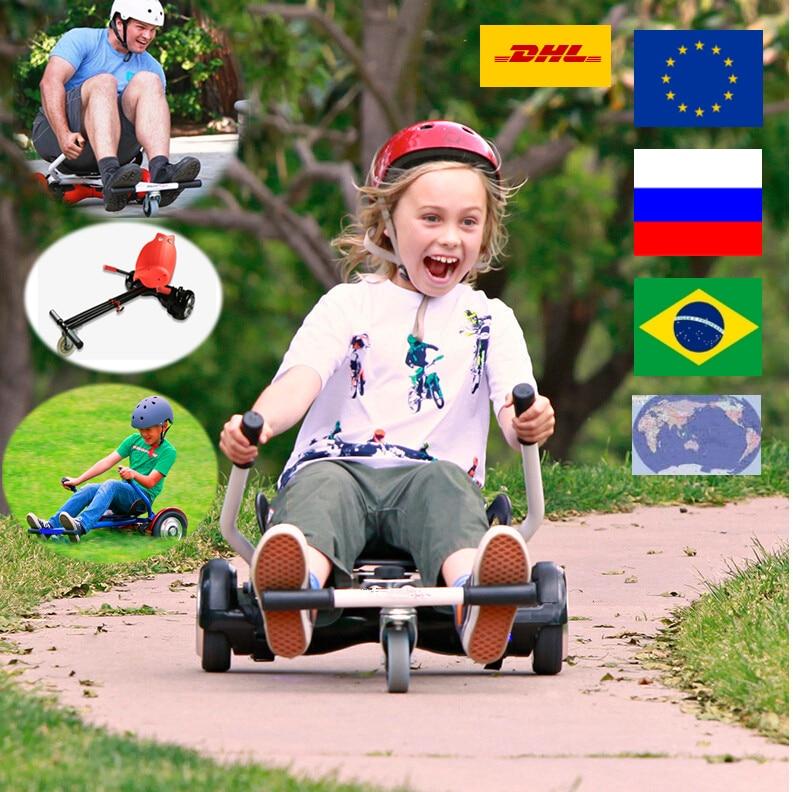 6 5 8 10 pulgadas hoverboard silla marco accesorios for Sillas para hoverboard