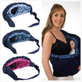 HOT GOOD BABY TODDLER NEWBORN CRADLE POUCH RING SLING CARRIER STRETCH WRAP FRONT BAG