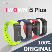 100% Original i5 plus Smart Wristband Bluetooth 4.0 Smartband Smart Band Sleep Monitor Smart Bracelet Pedometer Bracelet