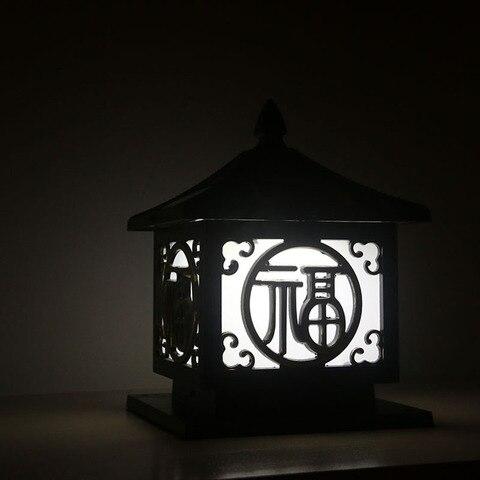 luz duravel impermeavel prevencao de ferrugem 40x40x45cm 6 w