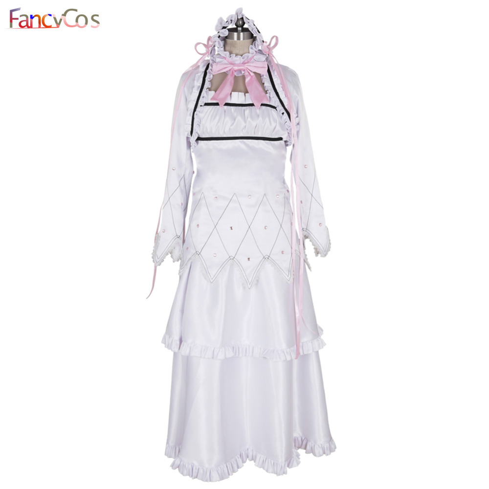 Halloween Persona 3 Chidori Yoshino Dress P3 Girls Party Game Cosplay Costume High Quality Custom Made